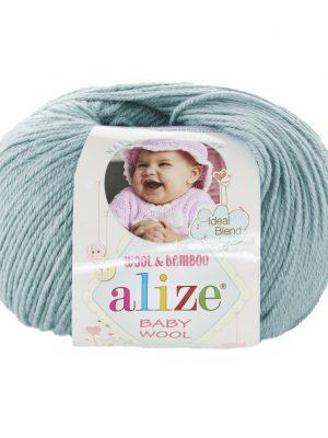 114 Alize Baby Wool (мята)