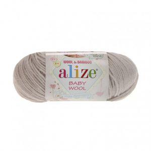 599 Alize Baby Wool (слоновая кость) 1