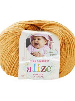 14 Alize Baby Wool (желток)