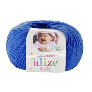 141 Alize Baby Wool (василек)