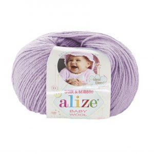 146 Alize Baby Wool (сирень)