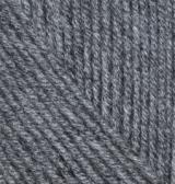 182 Alize Cashmira (средне-серый меланж) упаковка 1