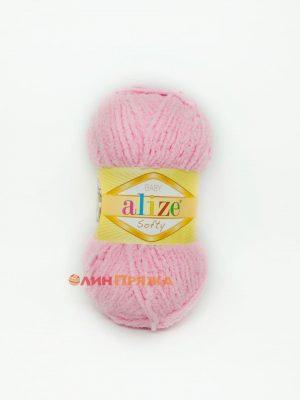 185 Alize Softy (светло-розовый)
