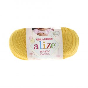 216 Alize Baby Wool (цыпленок)