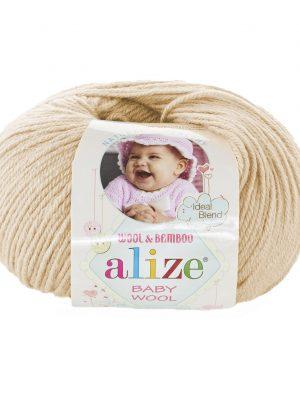 310 Alize Baby Wool (медовый)