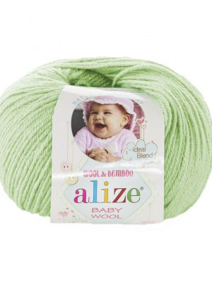 41 Alize Baby Wool (ментол)