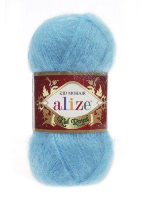 443 Alize Kid Mohair Royal (бирюзовый)