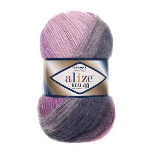 4760 Alize Angora real 40 Batik упаковка 1