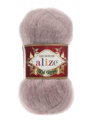 541 Alize Kid Mohair Royal (норка)