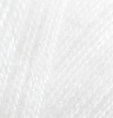 55 Alize Angora real 40 (белый) упаковка 1