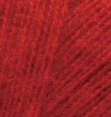 56 Alize Angora real 40 (красный) упаковка 1