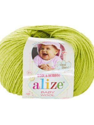 612 Alize Baby Wool (фисташка)