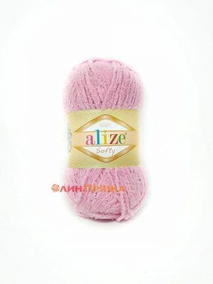98 Alize Softy (розовый)