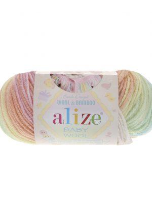 3563 Alize Baby Wool Batik
