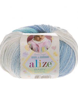 3564 Alize Baby Wool Batik