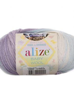 3566 Alize Baby Wool Batik