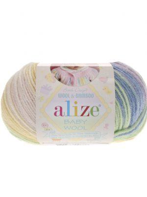 4004 Alize Baby Wool Batik