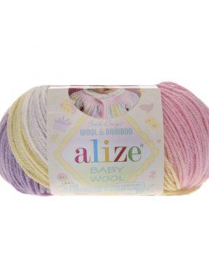 4006 Alize Baby Wool Batik