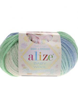 4389 Alize Baby Wool Batik