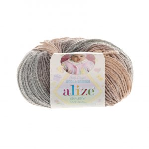 4726 Alize Baby Wool Batik
