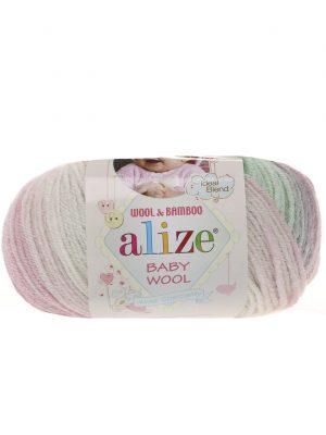 6541 Alize Baby Wool Batik
