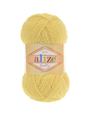 187 Alize Softy (лимонный)