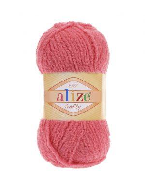33 Alize Softy (темно-розовый)