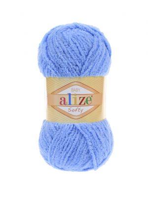 40 Alize Softy (голубой)