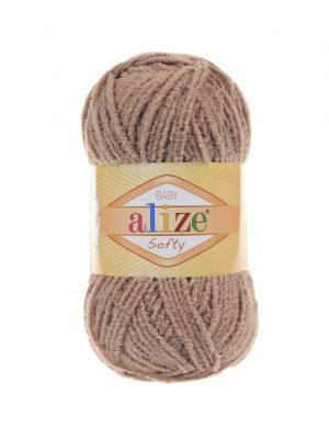 617 Alize Softy (бежевый)