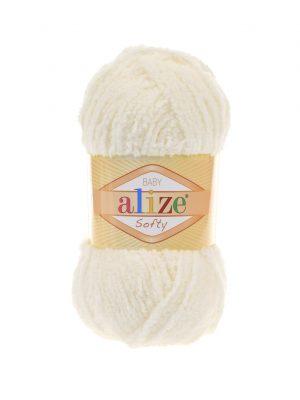 62 Alize Softy (молочный)