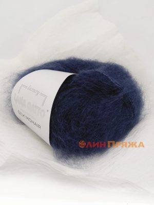 6035 Lana Gatto Silk Mohair (темно-синий)