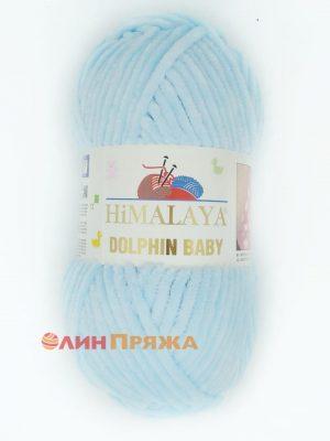 80306 Himalaya Dolphin Baby (нежно-голубой)