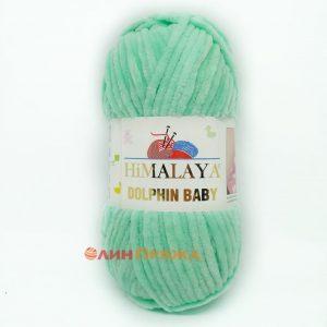 80345 Himalaya Dolphin Baby (ментол) 1