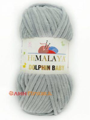 80351 Himalaya Dolphin Baby (серо-голубой)