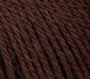 807 Gazzal BABY WOOL XL (коричневый) 1