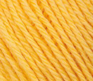 812 Gazzal BABY WOOL XL (желтый) 1