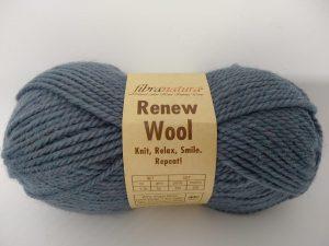 103 FibraNatura Renew Wool (джинс) 1