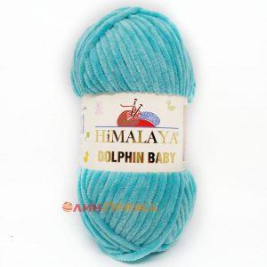 80315 Himalaya Dolphin Baby (бирюза) 1