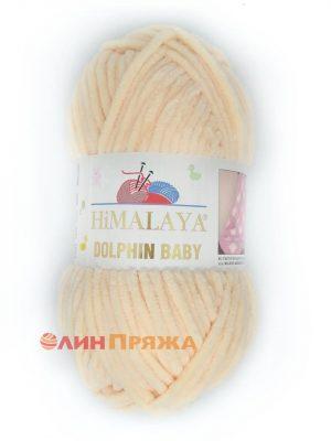 80333 Himalaya Dolphin Baby (светлый персик)
