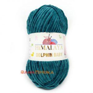 80348 Himalaya Dolphin Baby (петрол)