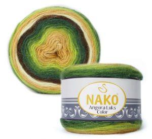 81905 Nako Angora Luks Color