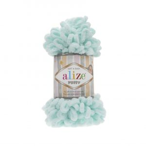 15 Alize Puffy (мятный) 1