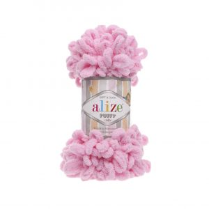 PUFFY 185 Розовый