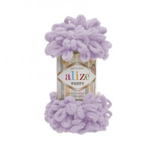 PUFFY 27 Light Lilac