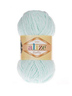 15 Alize Softy (мятный)