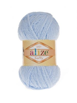 183 Alize Softy (светло-голубой)