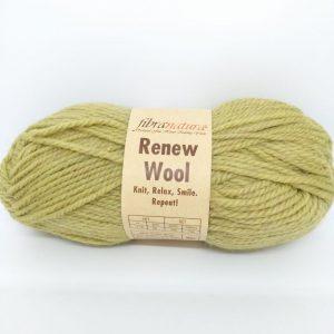 105 FibraNatura Renew Wool (светлая фисташка)