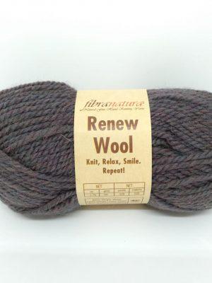 108 FibraNatura Renew Wool (пыльно-фиолетовый)