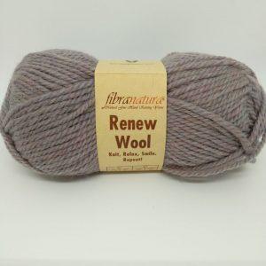 109 FibraNatura Renew Wool (сиреневый меланж)