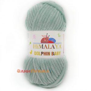 80347 Himalaya Dolphin Baby (серо-мятный)